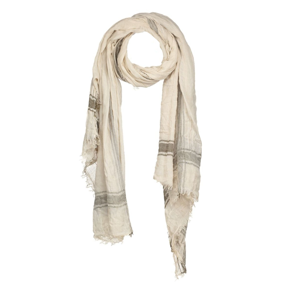 pcberrit long scarf 17074446 pieces sjaal moonbeam