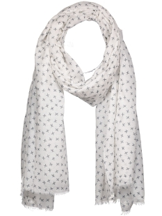 Vero Moda Sjaal VMSCISSOR LONG SCARF 10163730 Snow White
