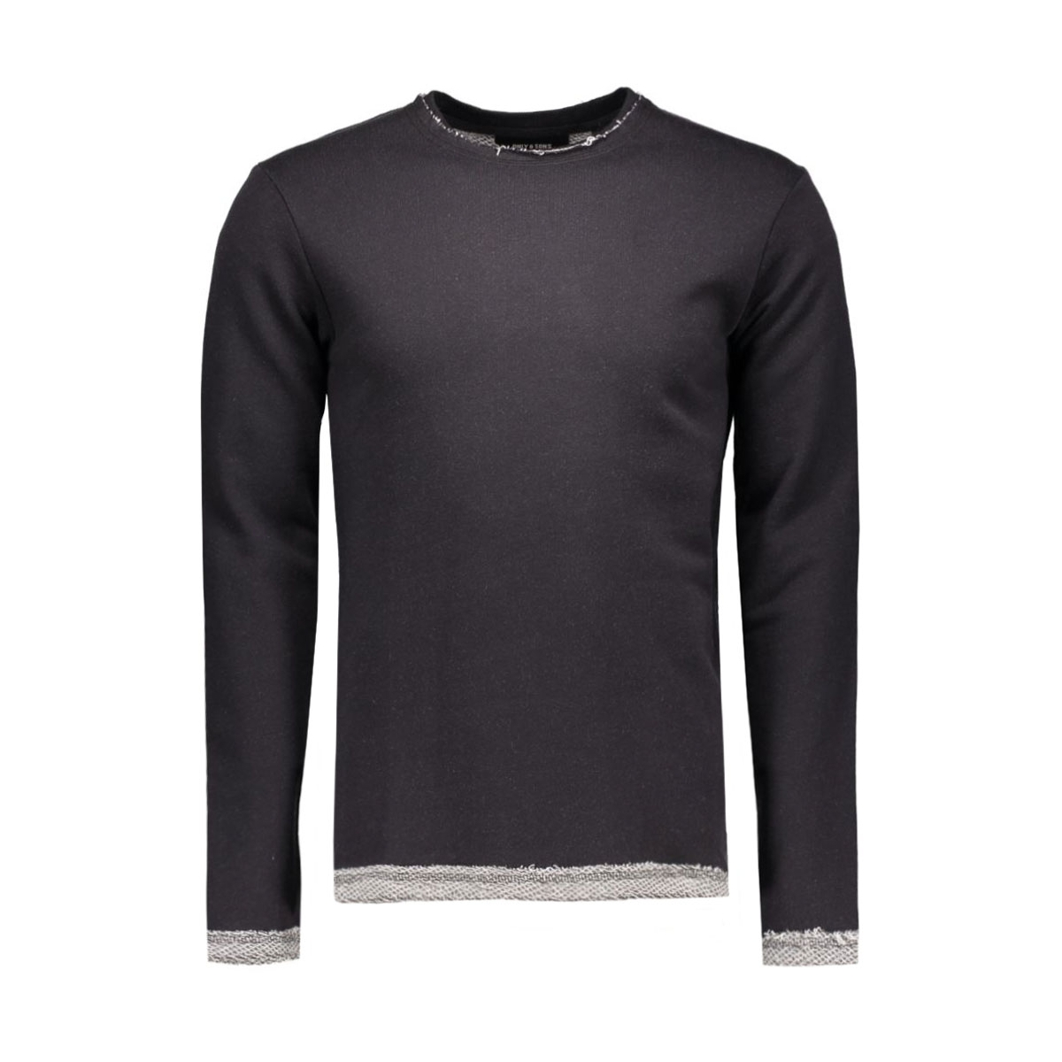 onsfrode crew neck 22004019 only & sons sweater black