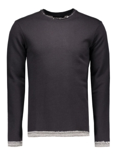 Only & Sons Sweaters onsFRODE CREW NECK 22004019 Black
