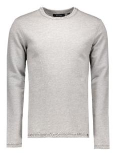 onsfrode crew neck 22004019 only & sons sweater medium grey melange