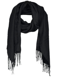 Pieces Sjaal KIAL LONG SCARF NOOS 17057386 Black