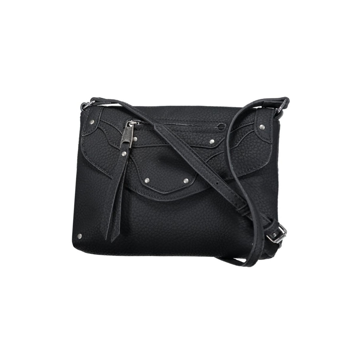 pcpebee cross body bag 17076260 pieces tas black