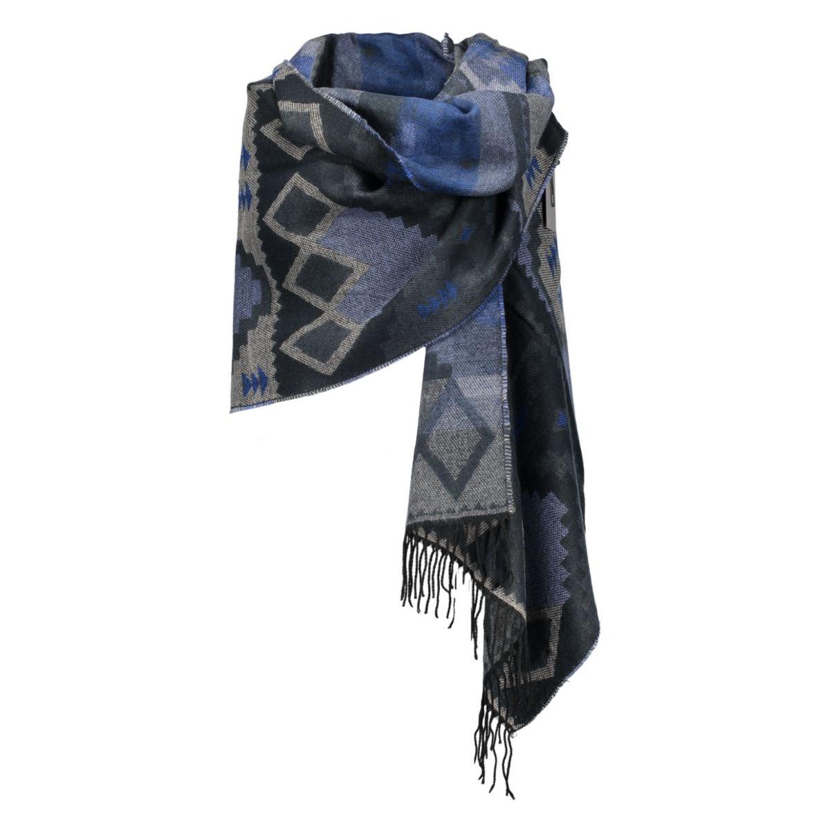 vmvilla long scarf noos 10160062 vero moda sjaal total eclipse