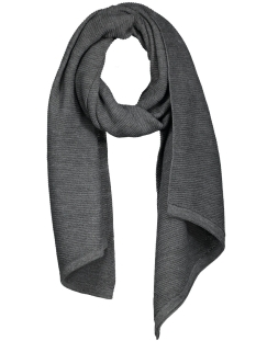 Pieces Sjaal BILLI SCARF NOOS 17050026 Dark Grey Melange