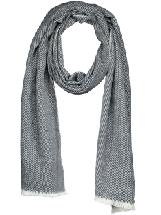 PCPADDY LONG SCARF 17075854 sky gray