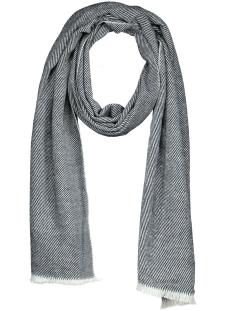 pcpaddy long scarf 17075854 pieces sjaal sky gray