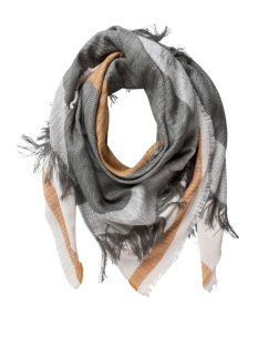 Pieces Sjaals PCPENELOPE SQUARE SCARF 17075902 moonbeam