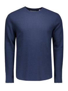 Only & Sons Truien onsFLY CREW NECK 22004515 Dress Blues
