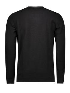 onsfennel crew neck 22004471 only & sons sweater dark grey melange