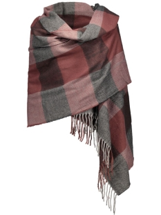 VMCHICKA LONG SCARF NOOS 10160069 Decadent Chocolate