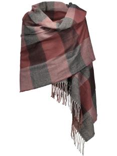 vmchicka long scarf noos 10160069 vero moda sjaal decadent chocolate