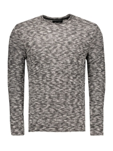 Only & Sons Trui onsFELICITO KNITTED CREW NECK 22004528 Black/Melange