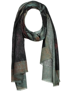 PCPADIS LONG SCARF 17076936 Black