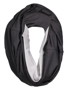 juna lyocel osi femmes sjaal darkgrey