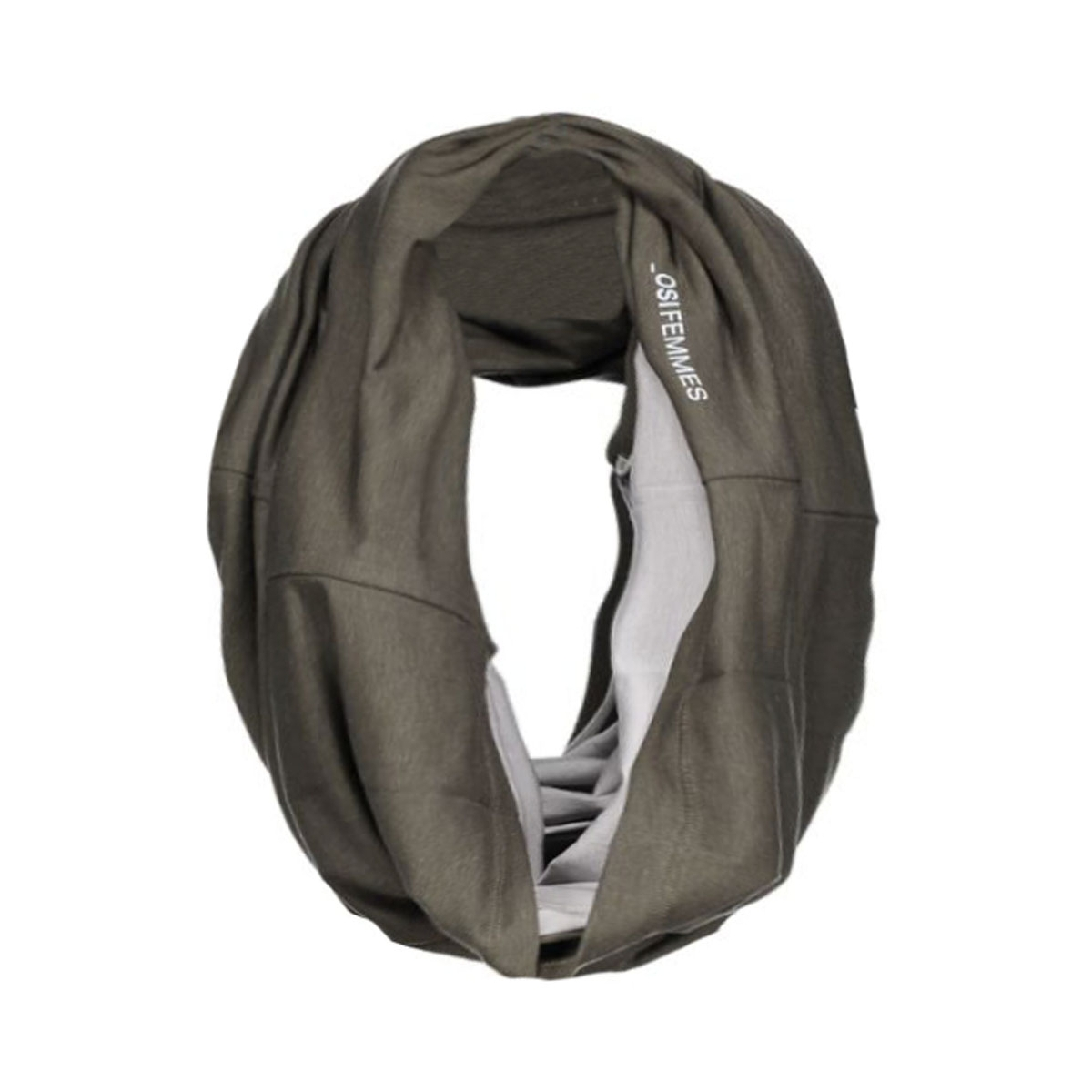 juna lyocel osi femmes sjaal groen