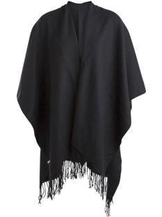 pcraelyn cape noos 17066912 pieces poncho black