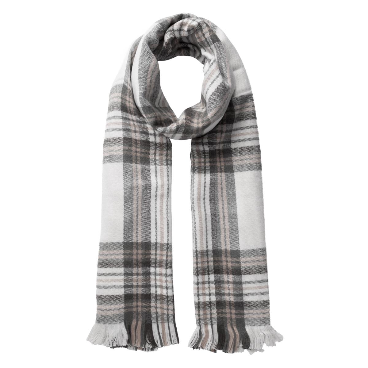 pcpylle long scarf noos 17075978 pieces sjaal black