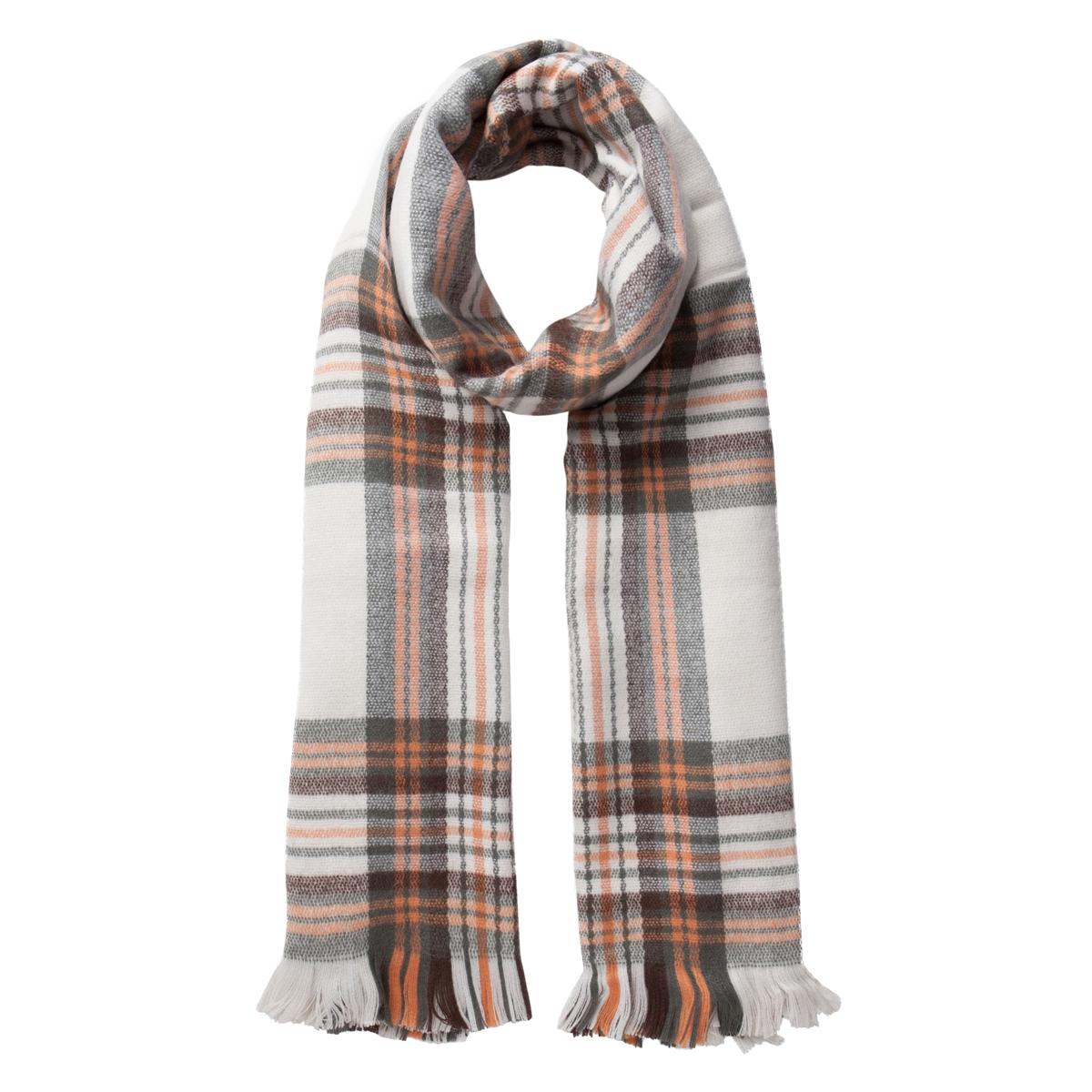 pcpylle long scarf noos 198378 pieces sjaal moonbeam