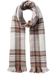 PCPYLLE LONG SCARF NOOS 198378 Moonbeam