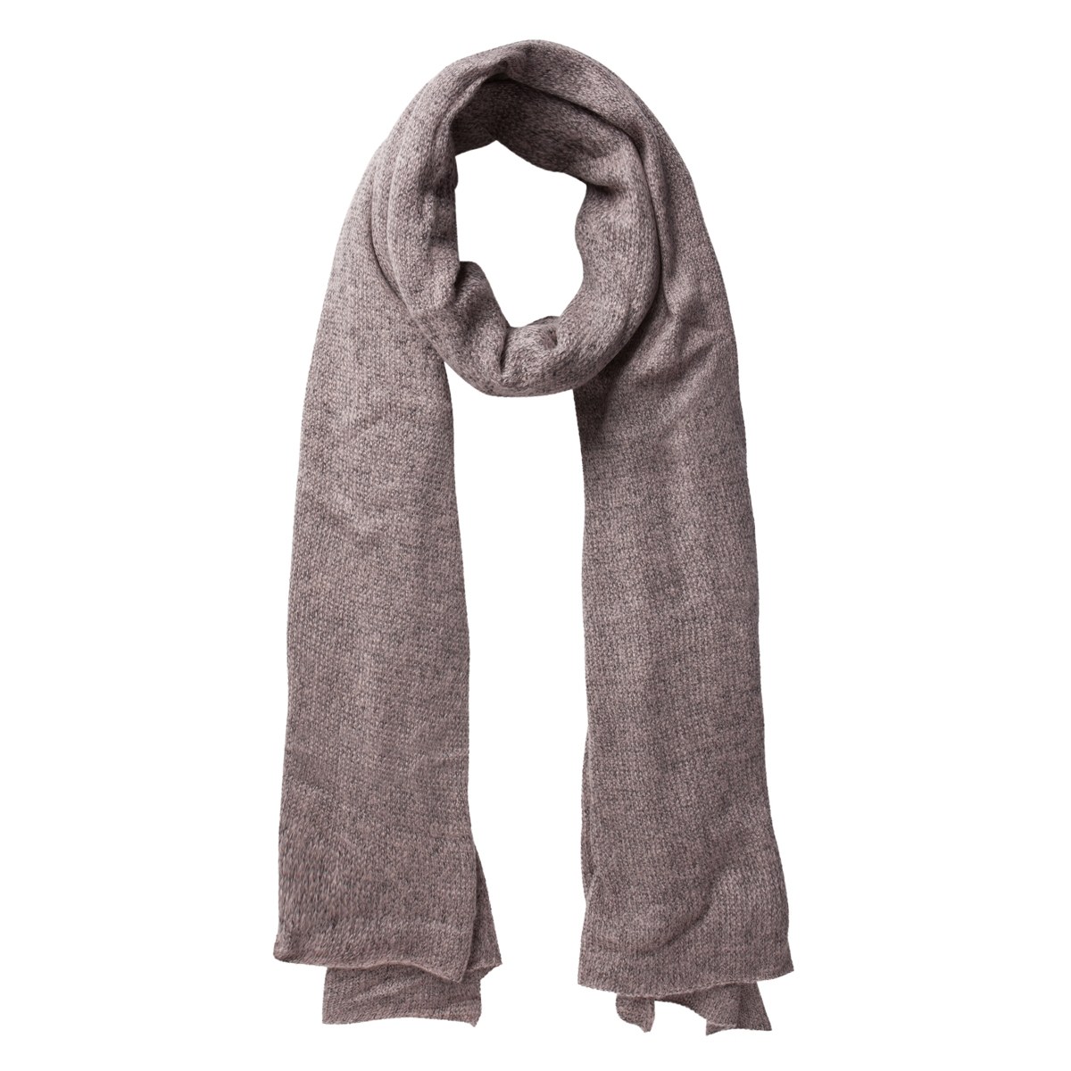 pcpeta long scarf 17076040 pieces sjaal misty rose