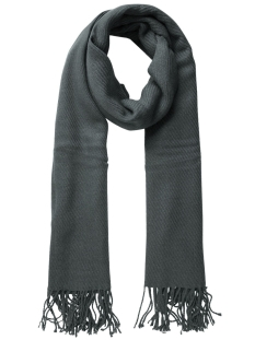 KIAL LONG SCARF NOOS 17057386 dark grey melange