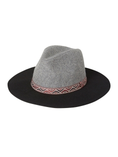 Vero Moda Hoed VMBINE WOOL HAT 10159659 Black