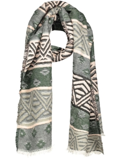 Pieces Sjaals PCDINA LONG SCARF 17077972 elephant skin