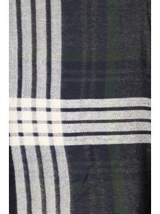 pcperle cape noos 17075993 pieces poncho dark grey melange