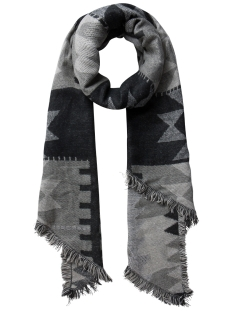 pcpatience long scarf 17075888 pieces sjaal black
