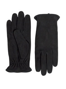 PCCOMET SUEDE GLOVES 17067088 Black