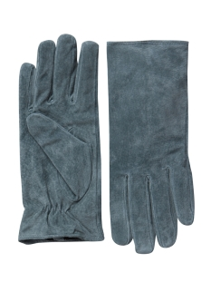 PCCOMET SUEDE GLOVES 17067088 Dark Shadow