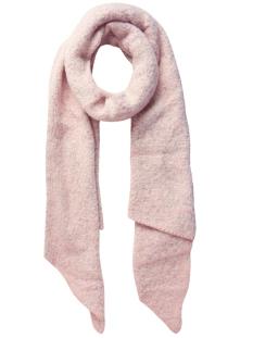 pcpyron long scarf noos 17076047 pieces sjaal cameo rose
