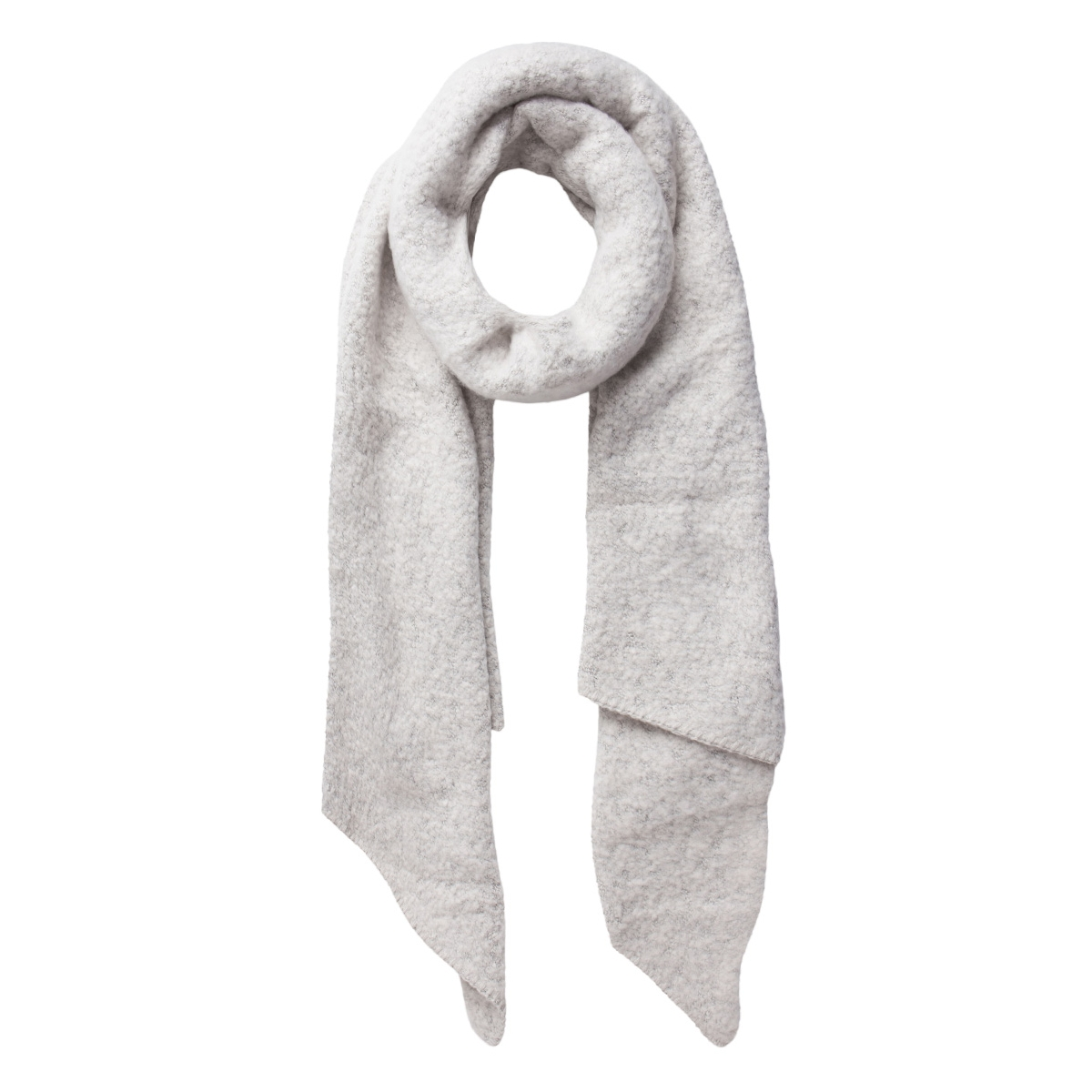 pcpyron long scarf noos 17076047 pieces sjaal moonbeam