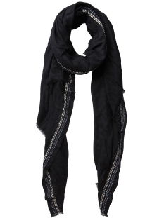 PCDICULLAS LONG SCARF 17078538 Black