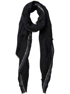 Pieces Sjaal PCDICULLAS LONG SCARF 17078538 Black