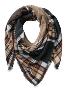 PCPRISMA SQUARE SCARF 17075971 Moonbeam
