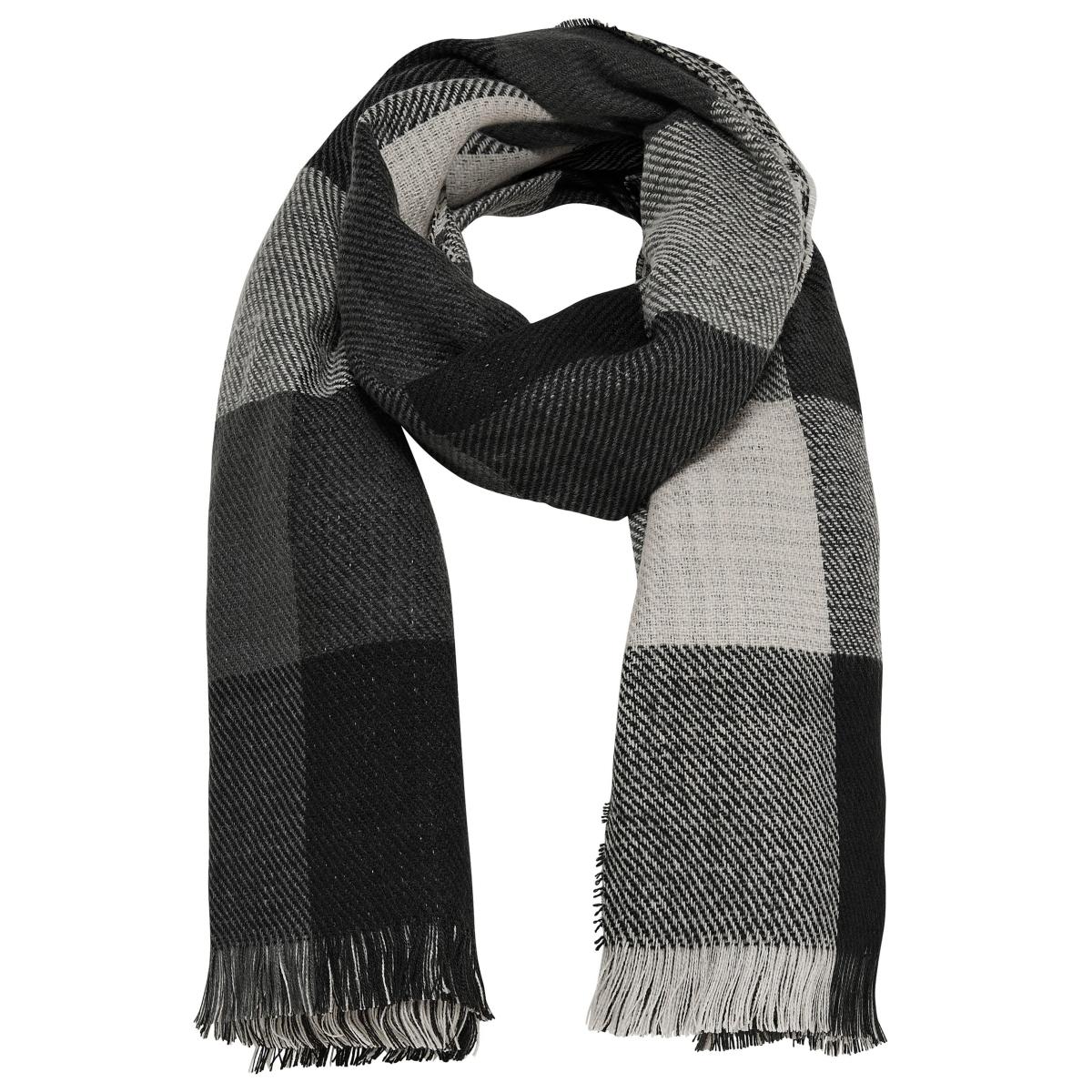 onlofaith doublesided scarf acc 15121862 only sjaal black