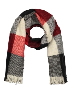 Only Sjaal onlOFAITH DOUBLESIDED SCARF ACC 15121862 Barbados Cherry
