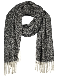 Pieces Sjaal PCPACIFIC LONG SCARF 17075842 Black