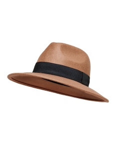 Only Hoed onlANTONIA WOOL HAT ACC 15121885 Camel
