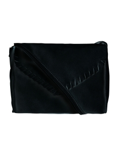 Pieces Tas PCVALITY SUEDE CROSS OVER BAG 17077770 Black