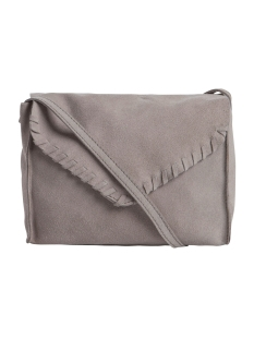 PCVALITY SUEDE CROSS OVER BAG 17077770 elephant skin