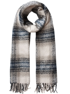 Pieces Sjaal PCPEDJA LONG SCARF 17077191 Moonbeam