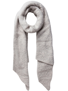 Pieces Sjaal PCPYRON LONG SCARF NOOS 17076047 Elephant Skin