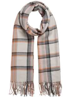 PCPUKITTA LONG SCARF 17075973 Moonbeam