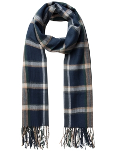 Pieces Sjaal PCPUKITTA LONG SCARF 17075973 Navy Blazer