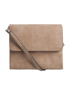 Pieces Tas PCFRIDA SMALL CROSS BODY 17078123 Natural