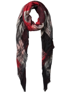 PCDAMSA LONG SCARF 17077900 Black