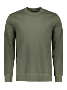 Only & Sons Sweater onsLANCE GMT CREW NECK EX 22006164 Oil Green
